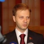 Щепов Владислав Александрович - Председатель Постоянной комиссии по экономической политике Палаты представителей Национального собрания Республики Беларусь