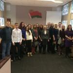 Встреча первокурсников и выпускников специальности «Государственное управление» в стенах Гомельского облисполкома