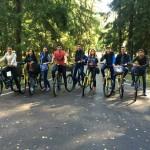 Иностранные студенты знакомятся с достопримечательностями и культурой Беларуси